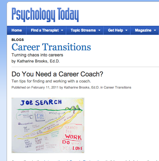 Career Coach, Tips, NEGRON Consulting.
